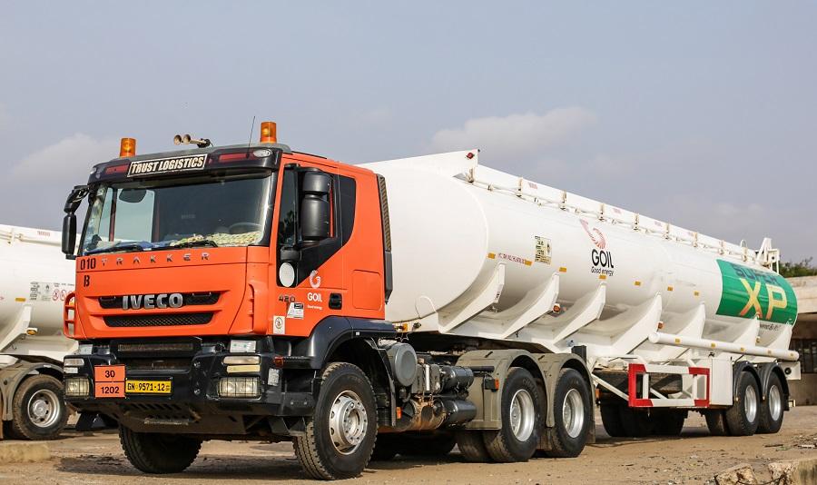 Pressure Test for Gas Tankers Trust Logistics truck img3