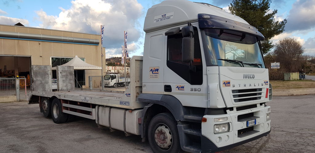 Gallery 4 Column truck flatbed truckIVECO STRALIS 1546509887752510137 big 19010311593706036700