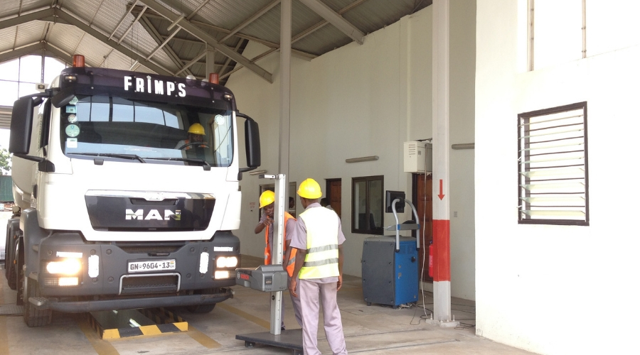 Bulk road vehicle inspection (BRV) our services 2