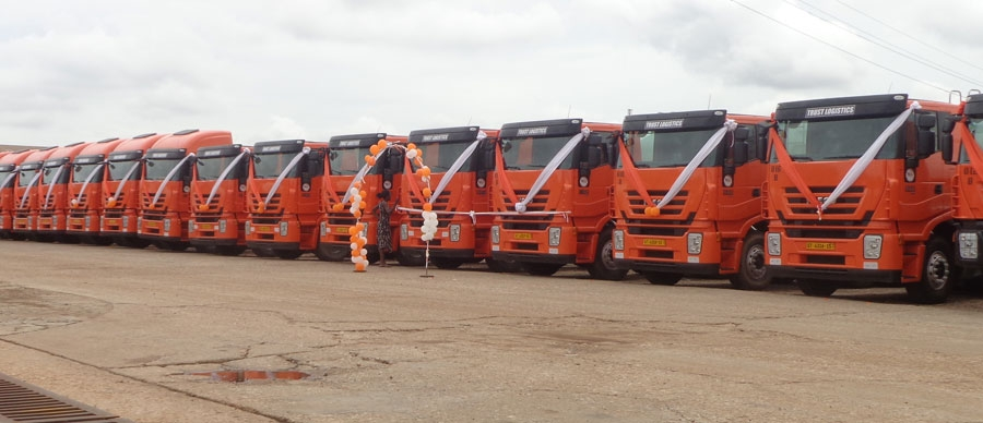 Launch of Latest Fleet of Trucks (2015) 94d43e327d9303539cb1e2aac7032668 XL